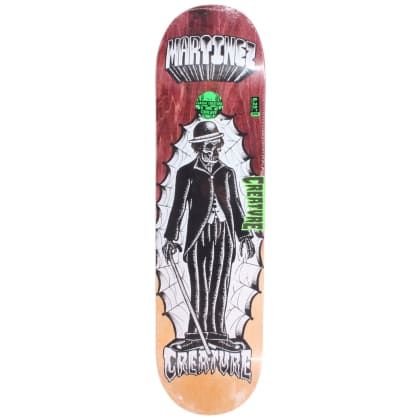 Creature Martinez The Immigrant VX Deck 8.25""