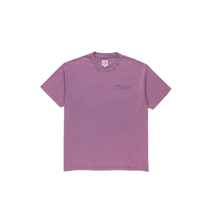 Polar Skate Co Elvira Logo T-Shirt - Purple