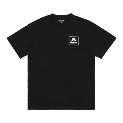 Carhartt WIP Peace State T-shirt - White/Black