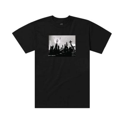 Lakai x Black Sabbath Tour Photo T-Shirt - Black