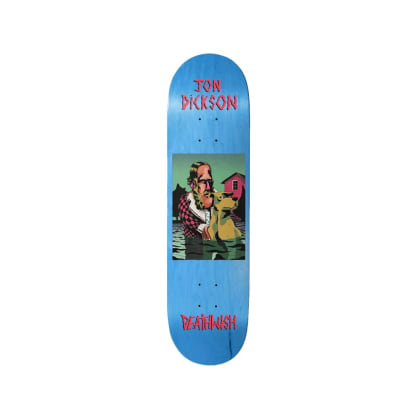 Deathwish Dickson The Pond Deck (Random veneers)- 8.0
