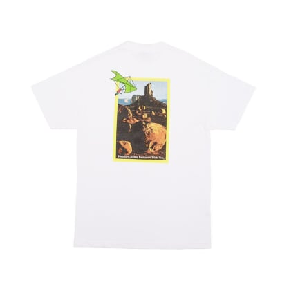 Alltimers Adventures T-Shirt - White