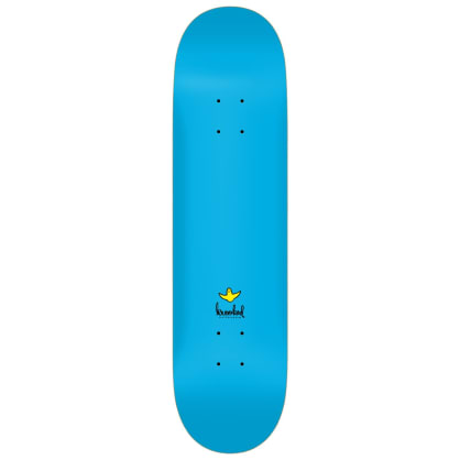 Krooked Ikons PricePoint II Deck Blue 7.75""