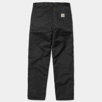 Carhartt WIP Simple Pant Black