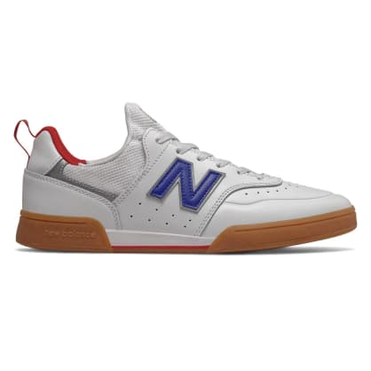 New Balance Numeric 288 Sport Skateboard Shoe - White/Royal Blue