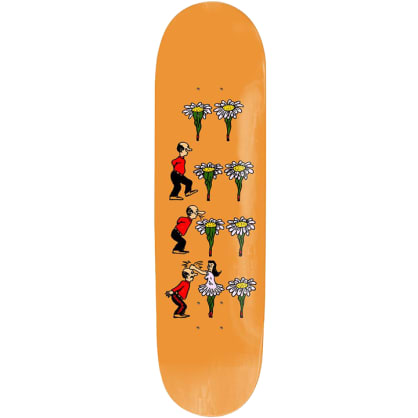 """Pass~Port - What U Thought - Flowers - Skateboard Deck - 8.125"""""""