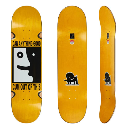 Polar Skate Co Leave My Trunk Alone Skateboard Deck - 8.25""