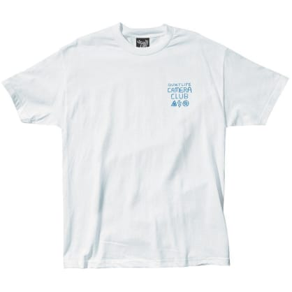 The Quiet Life F-Stop Tee - White