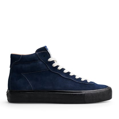 Last Resort AB VM001 Suede Hi Skate Shoes - Navy / Black