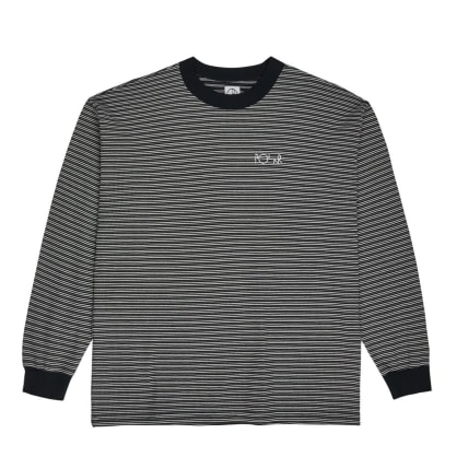 Polar Skate Co Shin Long Sleeve - Black