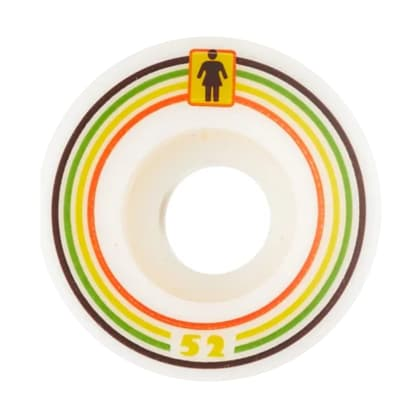 Girl 93 Stripes Conical Wheels 52mm