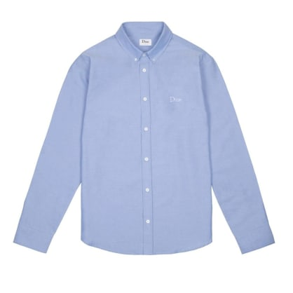 Dime Classic Oxford Shirt - Light Blue
