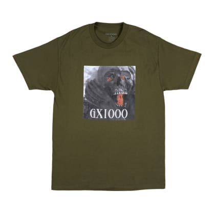 GX1000 Knight Stalker T-Shirt - Military Green
