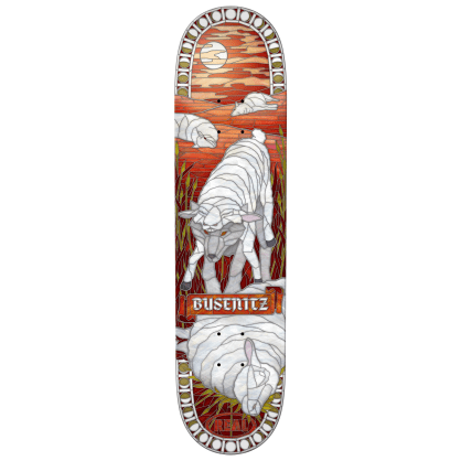 Real Busenitz Cathedral Deck Full 8.06
