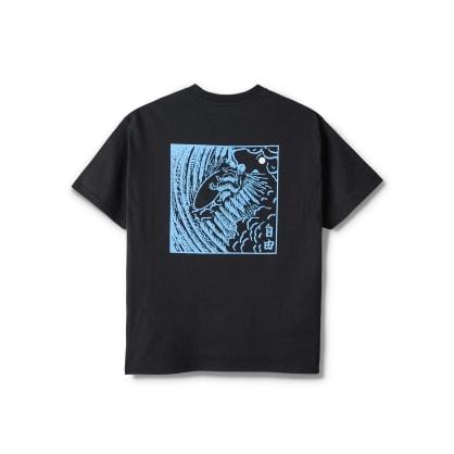 Polar Skate Co Shin T-Shirt - Black