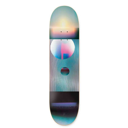 "Primitive Skateboarding - 8.25"" Paul Rodriguez Colour Waves Skateboard Deck"