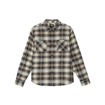 Stussy - Lawrence Plaid Shirt