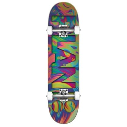 Plan B Psychedelic Complete Skateboard - 7.75""