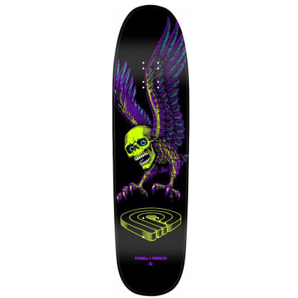 Powell Peralta Winged Skull 2 Deck - 8.75""