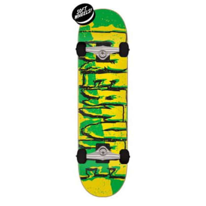 Creature Ripped Logo Micro Skateboard Complete 7.50in x 28.25in