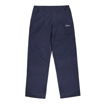Dime - CLASSIC TWILL PANTS Large (Navy)