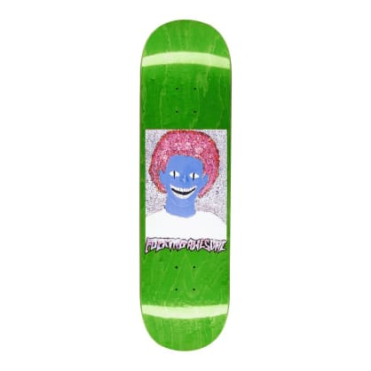"""Fucking Awesome Painted Sage Skateboard Deck - 8.5"""""""