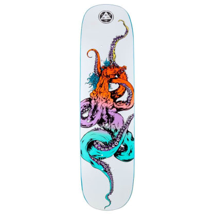 "Welcome Skateboards - Seahorse 2 On Amulet Deck 8.125"" Wide"