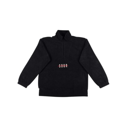 Sour Spot Hunter Fleece - Black
