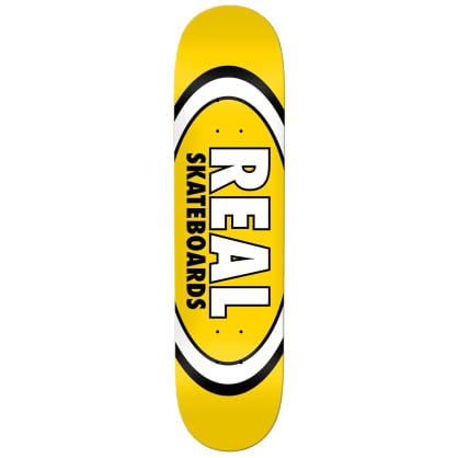"""Real Classic Oval Deck 8.06"""""""