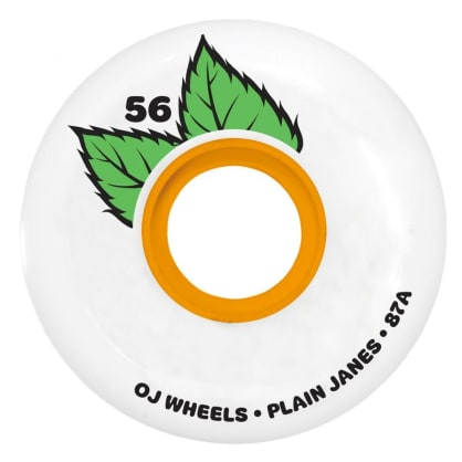 OJ Wheels - Plain Jane Keyframe 87a 56MM
