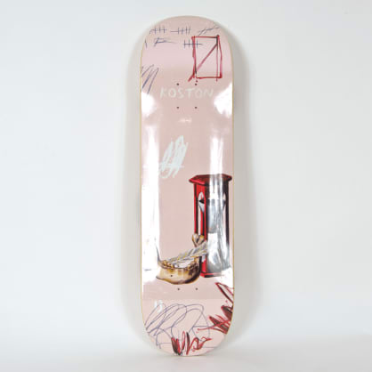 "Numbers Edition - 8.5"" Eric Koston Edition 05 Deck"