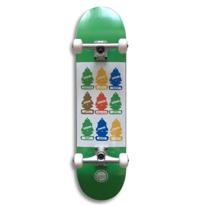 Roger Skate Co. Deck Scents Complete 8.0 (Intermediate)