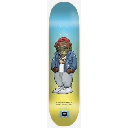 DGK - DGK Masked Williams Deck 8.1