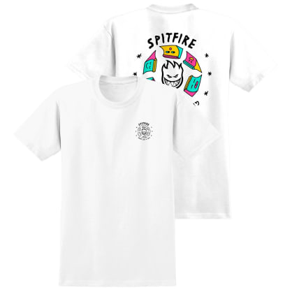Spitfire X Skate Like A Girl Fill T-Shirt