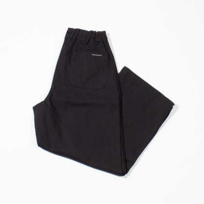 Poetic Collective Sculptor Pants - Black / Canvas