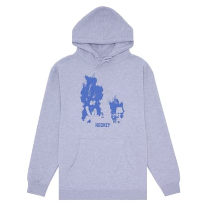 Hockey - At Ease Hoodie - Heather Grey