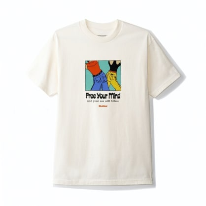 ButterGoods - Free Your Mind Tee
