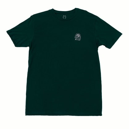 WKND Alligator Girl Tee - Forrest Green