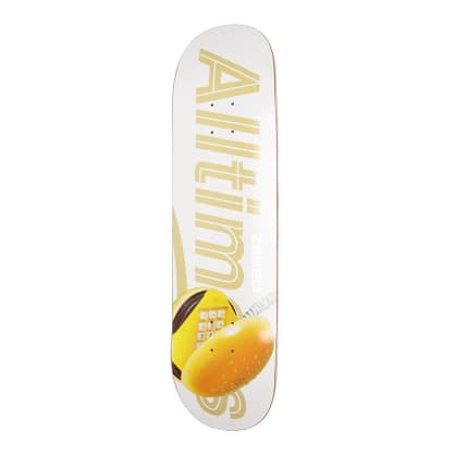Alltimers Zered Phone Skateboard Deck - 8.3""