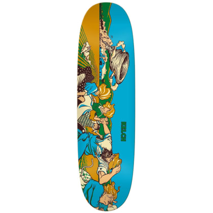 REAL Kelch Twister Limited Deck 8.75