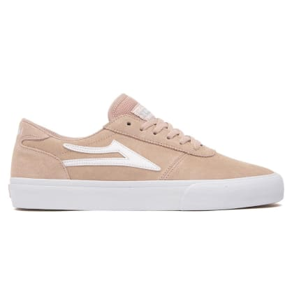 Lakai Manchester Suede Skate Shoes - Rose