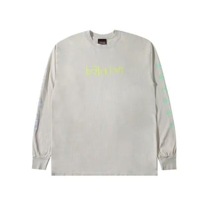 Babylon Child's Play L/S T-Shirt (Cement)