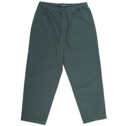 Theories Stamp Lounge Pant Scarab Green