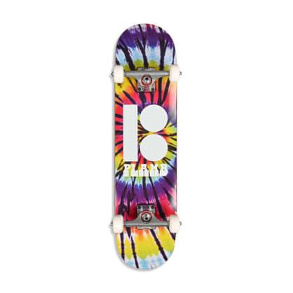 "Plan B Team Spiral Complete Skateboard - 7.75"""