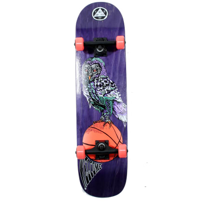 Welcome Skateboards Complete Hooter Shooter - 8.0