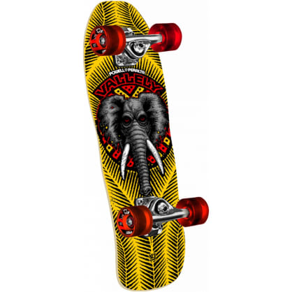 Powell Peralta Mini Mini Mike Vallely Elephant Complete 7.5 x 24