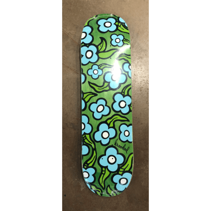 Krooked Wild Style Flower Skateboard Deck