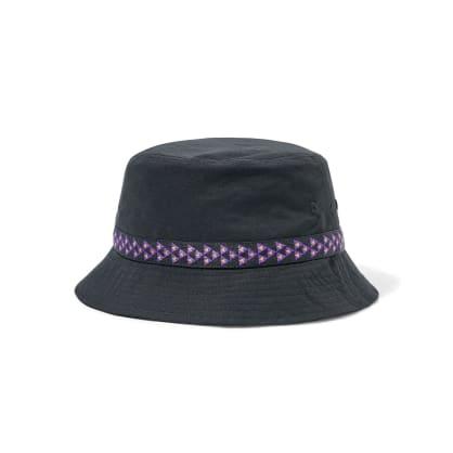 Butter Goods Equipment Bucket Hat - Black