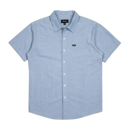 Charter Oxford S/S - Chambray
