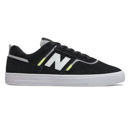 New Balance Numeric 306 Skateboard Shoe - Black/Lemon